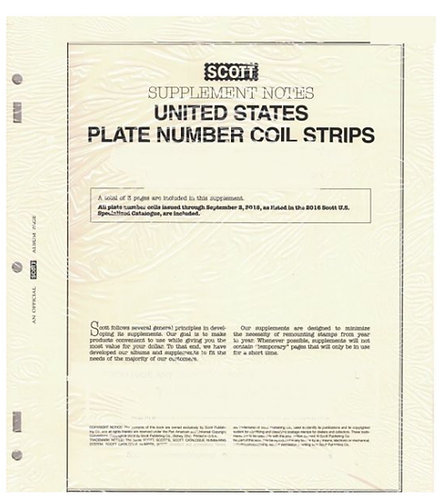 S-SPNC951995 Simplified Plate Number Coil Strips #7