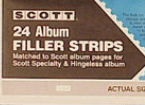 ACC-105   Filler Strips for 2-post Scott Nat'l binders