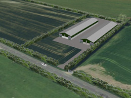 R W Horsley - Erection of 2No. Livestock Buildings - Permission Granted