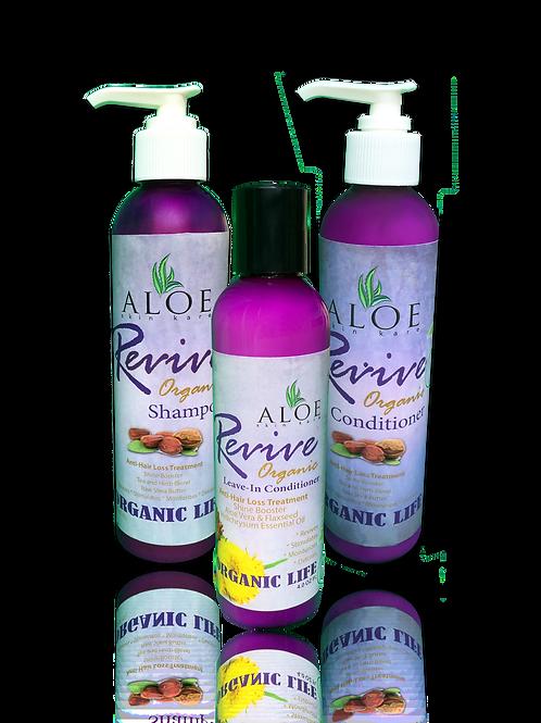 Organic Revive Anti-Hair Loss Set