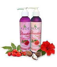 Aloe Organic Bath & Body Set