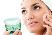 Organic Aloe Anti-Aging Cream