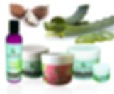 Aloe Organic Anti-Aging Set