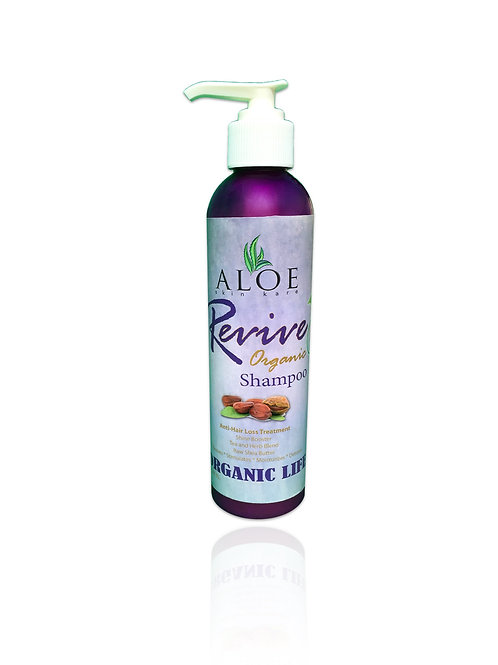 Aloe Revive Organic Anti-Hair Loss Shampoo