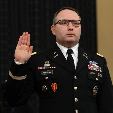 Lt. Col. Vindman
