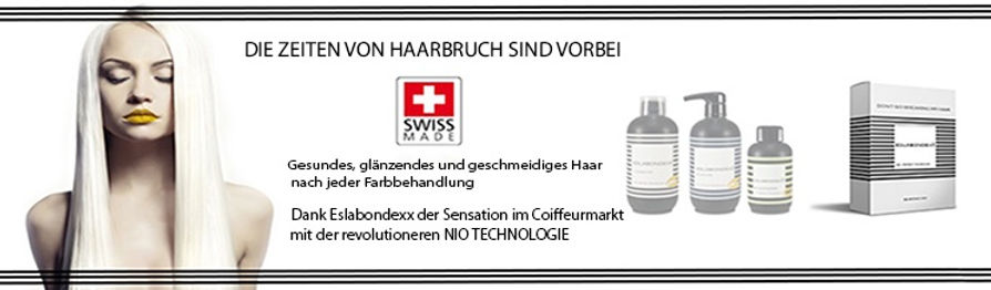 ESLABONDEXX - die Revolution in der Haapflege. Jetzt in deiner Hair-Lounge by HOSS.