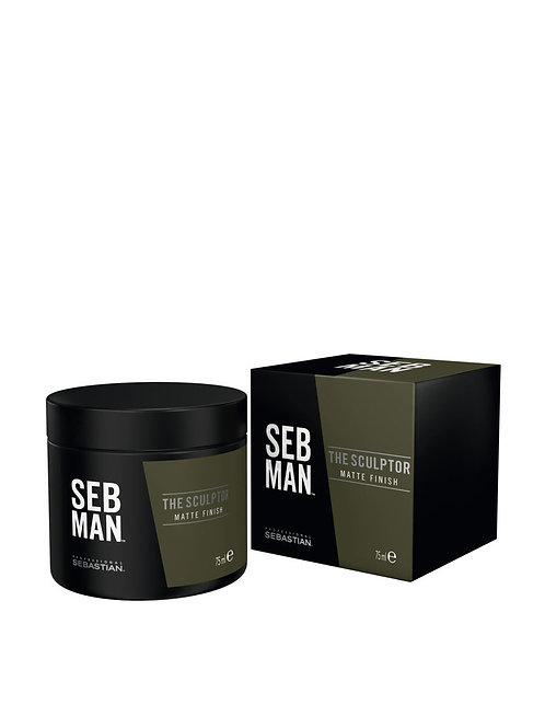 SEB MAN The Sculptor Matte Paste für langanhaltende Styles 75ml
