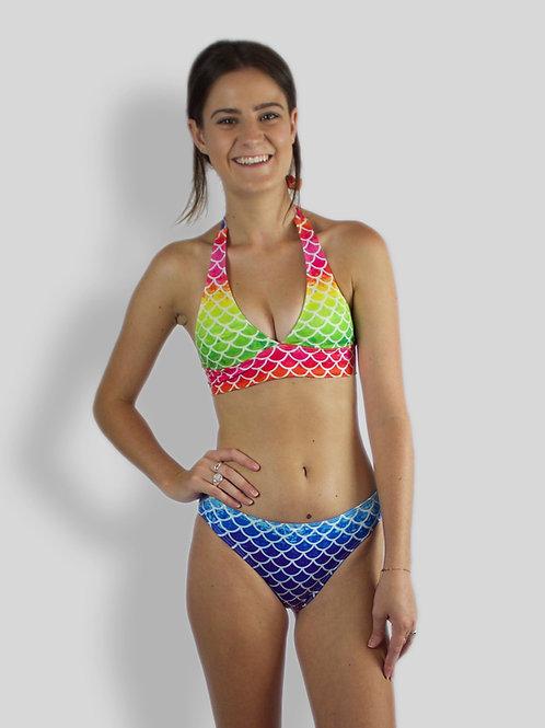 Darya Rainbow Bikini Set