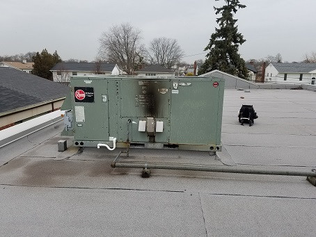 Is your rooftop heating-air conditioning system operating correctly?