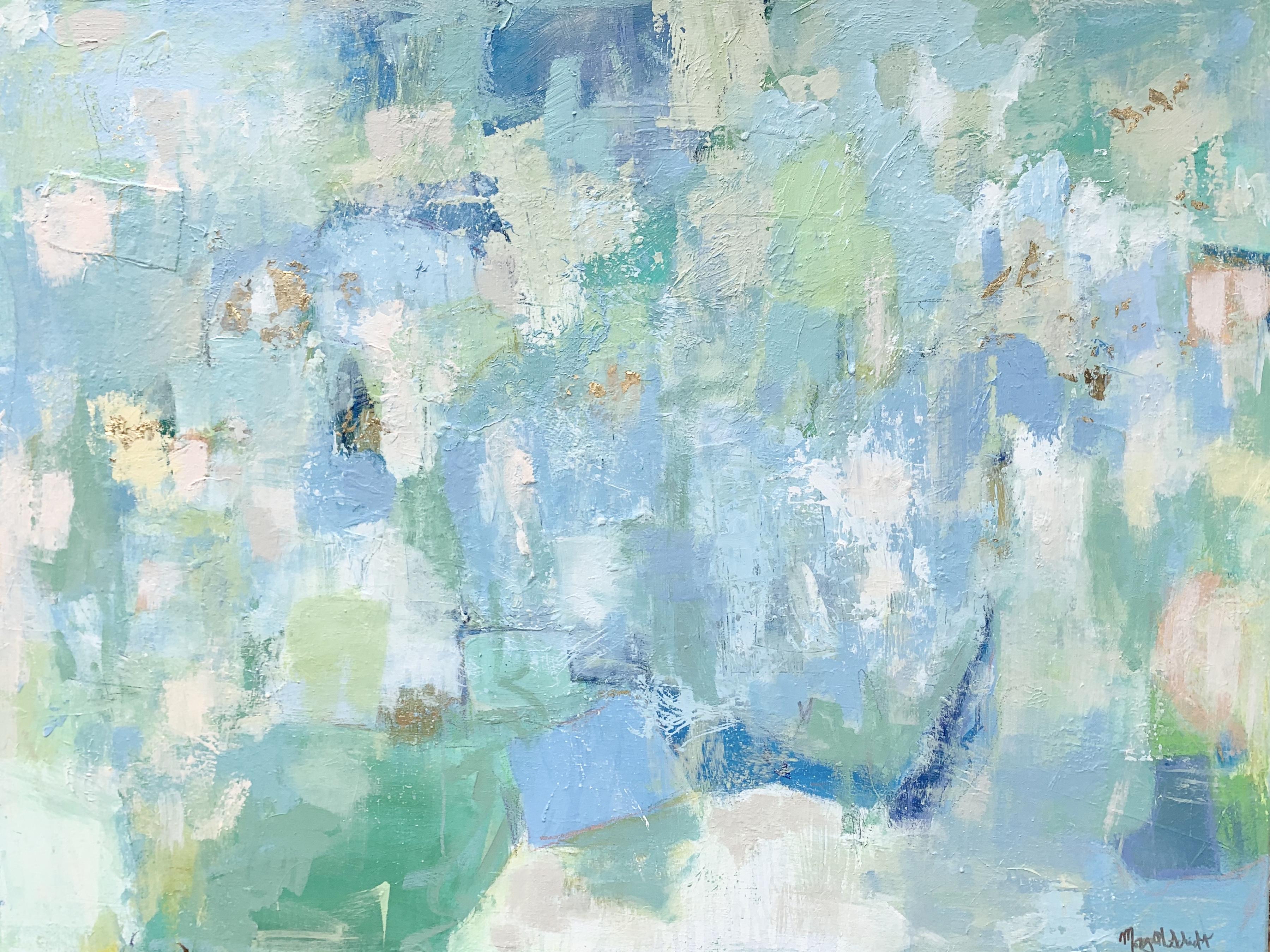 abstract acryllic
