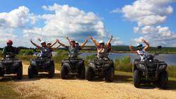 Ormanda Atv Safari