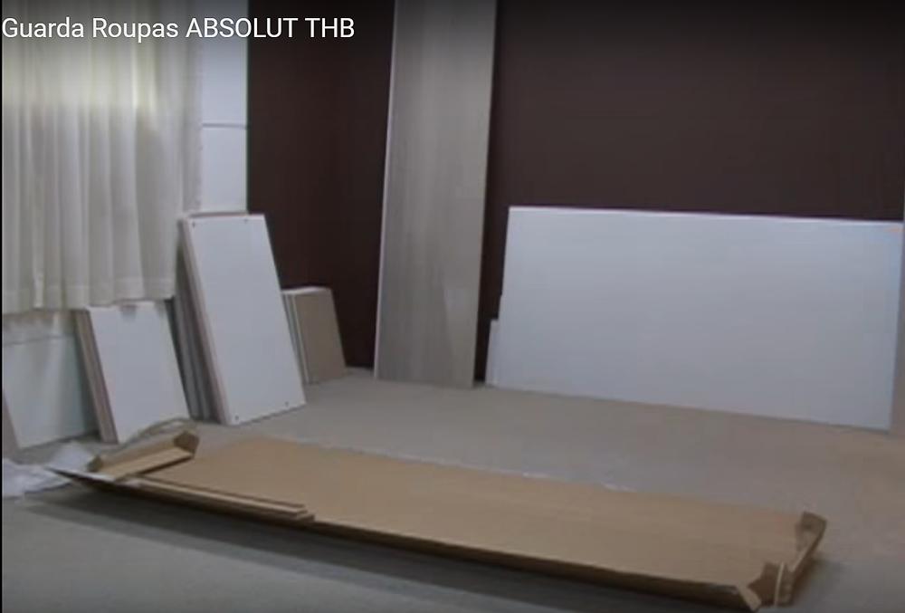 Empresa de montagem de móveis