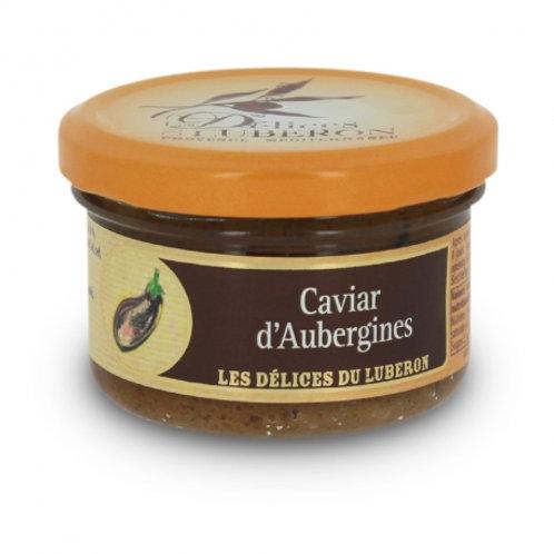 Caviar d'Aubergine - Délices du Luberon
