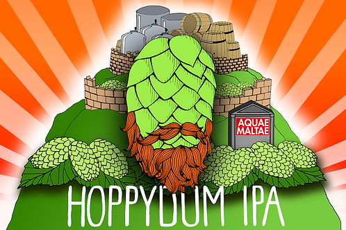 AQUA MALTAE - Bière IPA Houblonnée