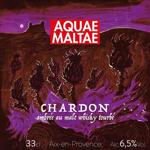 AQUA MALTAE - Ambrée & whisky