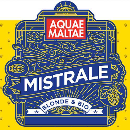 AQUA MALTAE - Bière blonde BIO