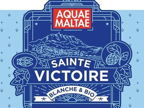 AQUA MALTAE - Bière blanche BIO