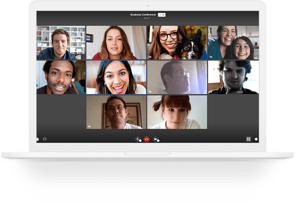 Video Conference Chat