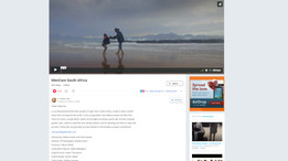Video Watch Page