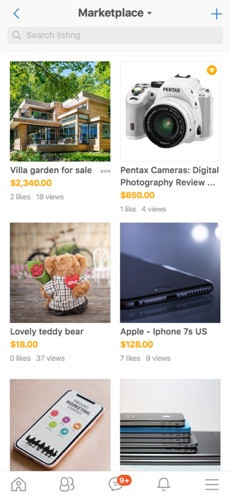 Shop Vote Feed's Marketplace