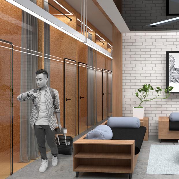 IXI Hostel & Hub