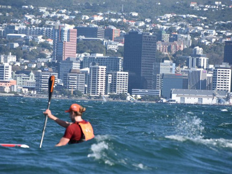FIVE REASONS TO PADDLE THE WINDY CITY DOWNWIND