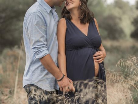 Sesión Embarazo Auria & Jordi.