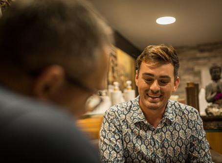 Entrevista a Carlos Mora Make Up