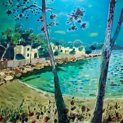 The Small Cove, Santa Ponca