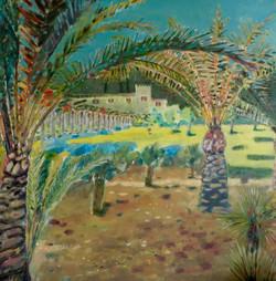 Castell Son Claret, Capdella