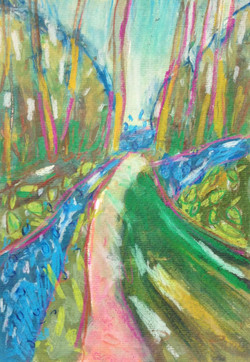Bluebell Wood II