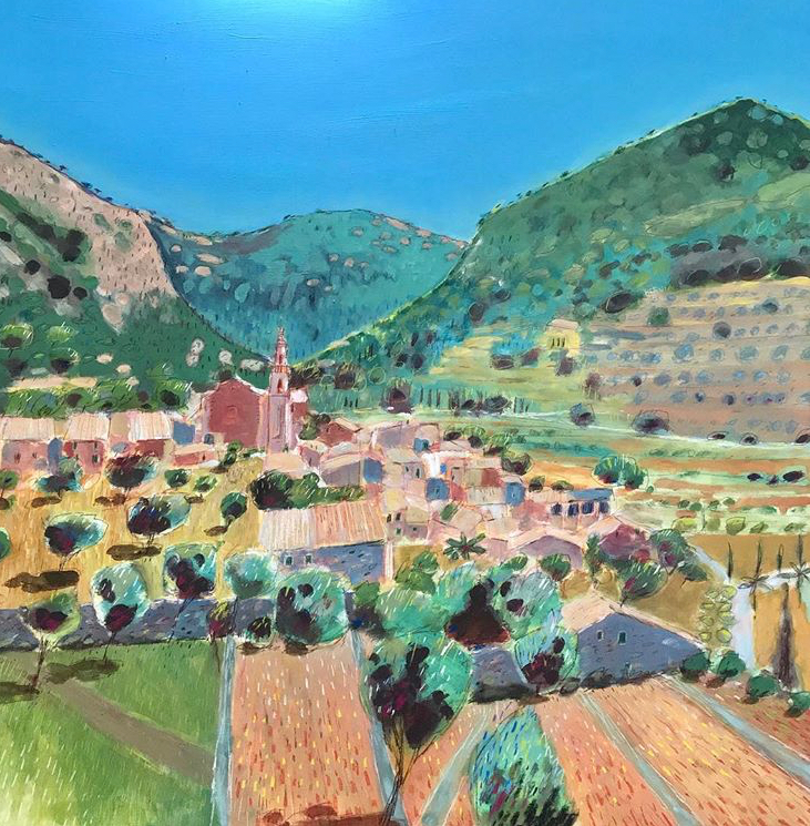 Valley of Valldemossa