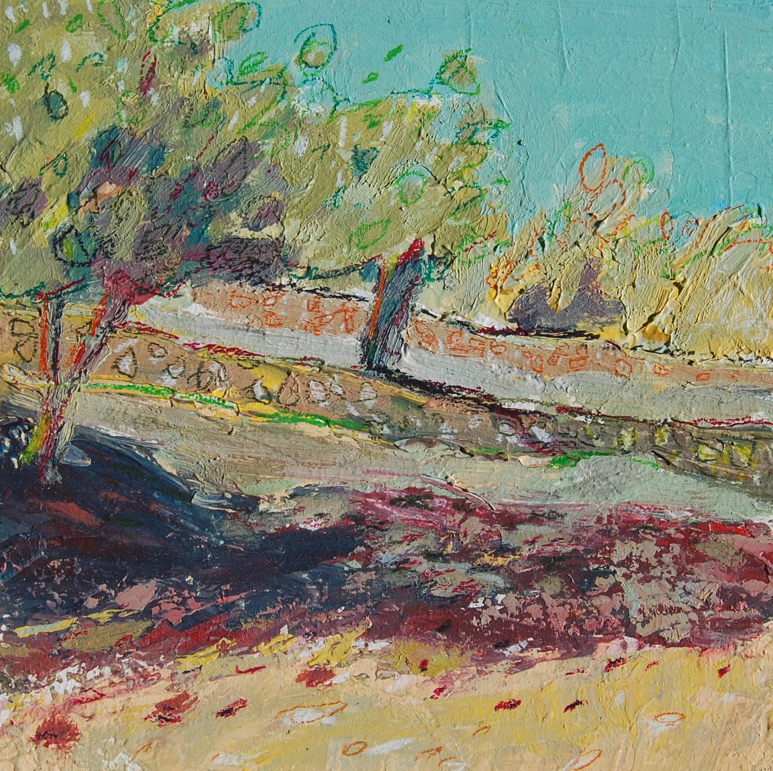 Olive Groves, Calvia II