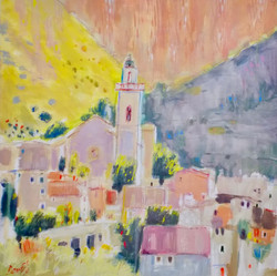 A Sun Drenched Valldemossa