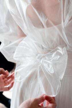 Dos tenue de mariage - Noeud papillon