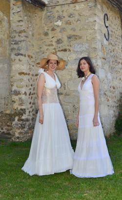 Robe de mariée, accessoires,