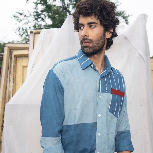 Fade Away Cotton Shirt - Light