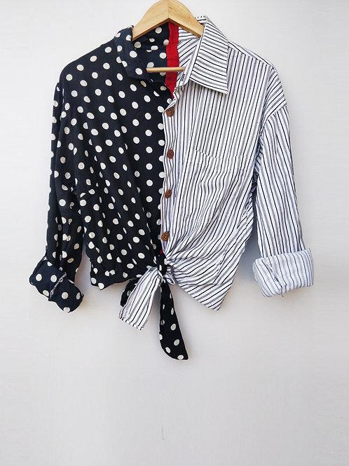 Un-identical Twin Shirt II