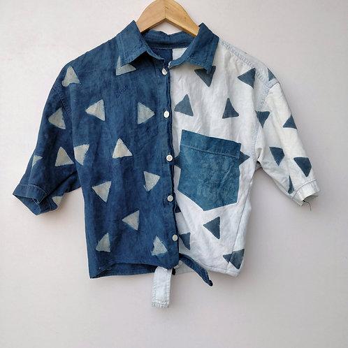 Dabu block shirt