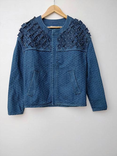 Sashiko Applique Jacket