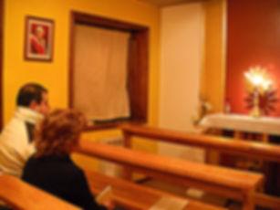 CAPILLA DE LA ADORACION 2 - Pquia. Sagra