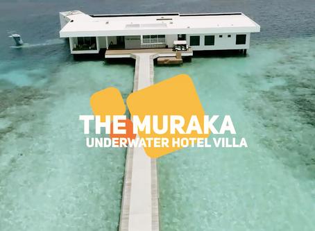 The World's First Underwater Villa