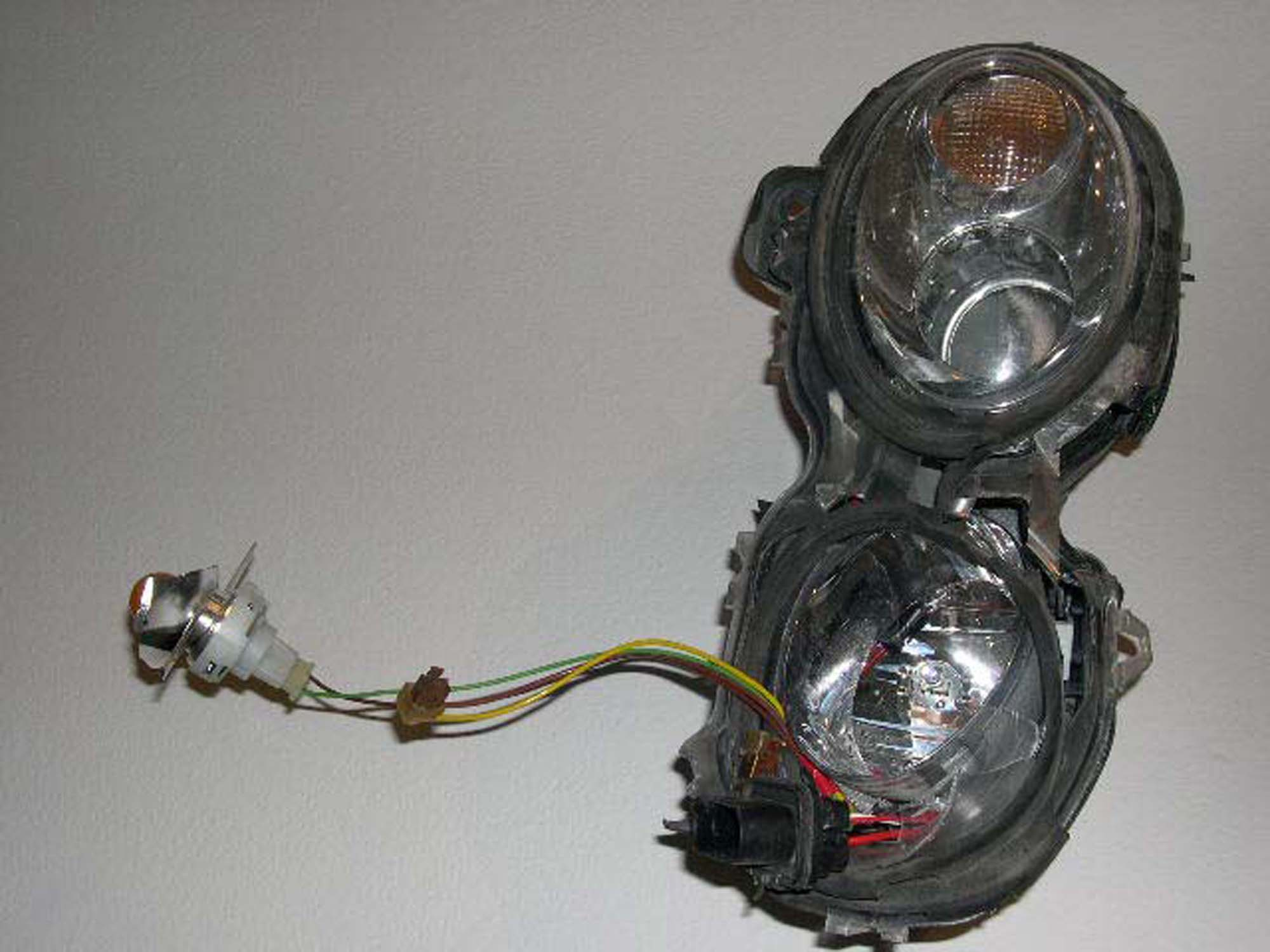 trauma headlight
