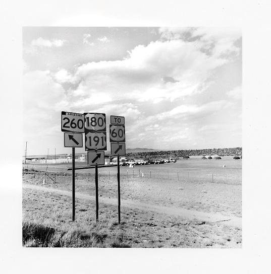 AZ Road Signs