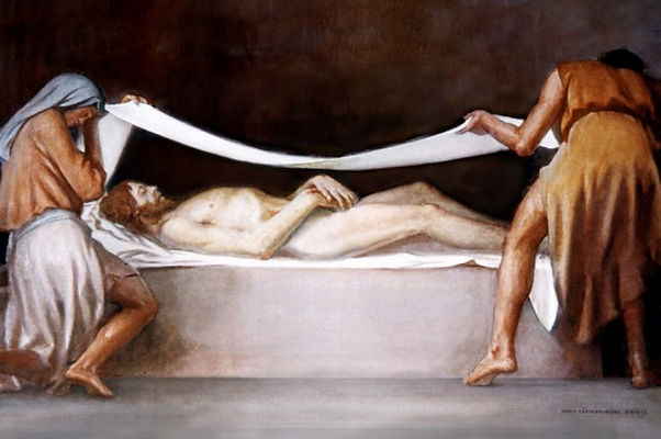 The Garden Tomb and the Shroud are Linked | Shroud of Turin | Garden Tomb | Jesus