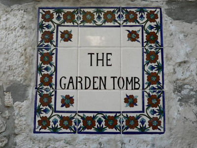 The garden tomb | The tomb in the garden | Is this the tomb of Jesus