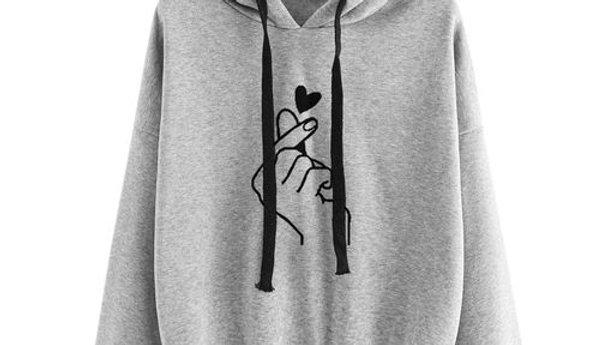 Sweatshirt Grey by StreeShop