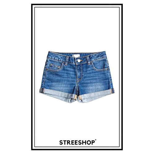 Blue Shorts by StreeShop