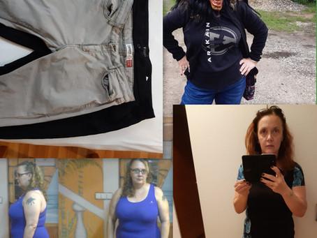"""Nízkosacharidová dieta jí změnila život. Za 12 měsíců zhubla 30 kg a """"zbavila"""" se cukrovky 2. typu"""