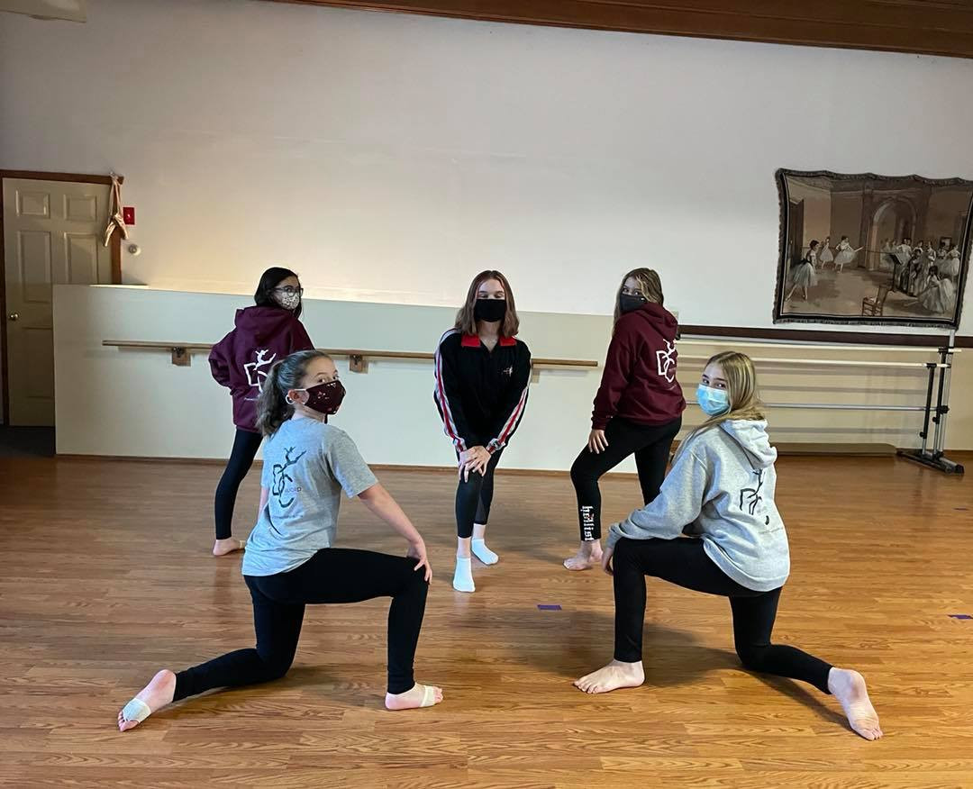 2020 Dance Merch